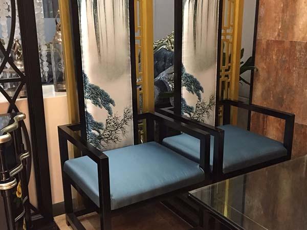 张家港新中式家具